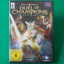 PC - DVD ROM ► Might & Magic : Duel Of Champions ◄ NEU & OVP