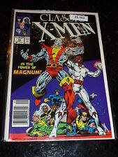 CLASSIC X-MEN Comic - Vol 1 - No 25 - Date 09/1988 - MARVEL Comic