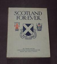 SCOTLAND FOREVER: SCOTTISH REGIMENTS / SCOTTISH MILITARY HISTORY / PLATES 1900s