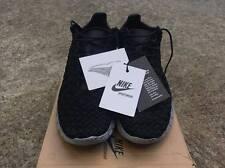 Nike Free Inneva Woven NRG NSW Black/Black-Wolf Grey Mens Size 10