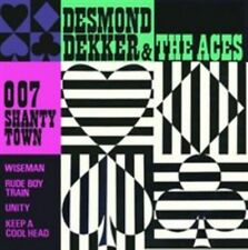 Shanty Town by Desmond Dekker & the Aces (CD, May-2015, Sanctuary (USA))