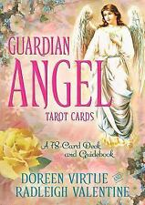 Guardian Angel Tarot Cards : A 78-Card Deck and Guidebook by Radleigh C....
