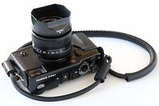 Deadcameras Camera Leather Slim Strap ,FujiX,Leica,Olympus & others.