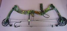 "Browning Illusion Compound Bow Right Handed Camo 60-70# 27-30""  Free Shipping"