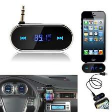 Wireless Bluetooth FM Transmitter MP3 Player Car Kit Charger for iPhone 6 5 BO