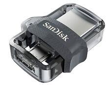 SanDisk Ultra Dual 32 GB USB m3.0 OTG PenDrive (SDDD3-032G-I35) 32GB