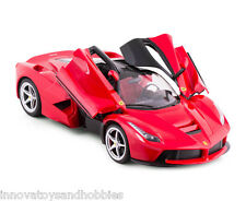 Ferrari LaFerrari 1:14 Scale Radio Remote Control Model Car Toy Licensed