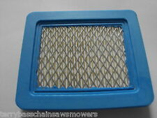 AIR Filter Fits Hayter Lawnmowers Briggs & Stratton Quantum Engine 130mm x 110mm