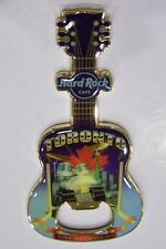 HARD ROCK CAFE TORONTO V8 CITY BOTTLE OPENER GUITAR MAGNET