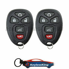 2 Replacement for Buick Enclave - 2008 2009 2010 Remote
