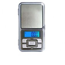 Digital 500G/0.1g Backit LCD Pocket Jewelry Weighing Scale With Battery