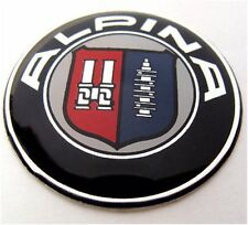 45mm BMW Alpina Steering Wheel Center Sticker/Badge/Emblem/decal for BMW