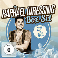 DVD CD Raphael Wressnig The Raphael Wressnig Box DVD und 2 CDs