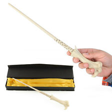 Deluxe HOT Harry Potter COS Lord Voldemort's Wizard Magical Magic Wand IN Box