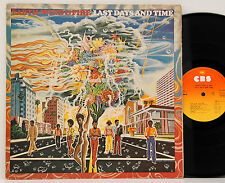 Earth, Wind & Fire       Last days and time      FOC     no barcode      NM  # U