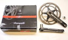 Campagnolo Super Record 11 Crankset 172.5mm 53/39T 2x 11 Speed CULT Ultra Torque