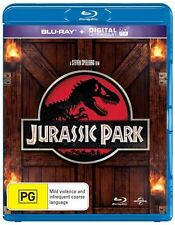 Jurassic Park (Blu-ray, 2015) NEW AND SEAKED