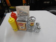 Diner Table Full Accessory Set    American Retro Furniture : Mr Pinball