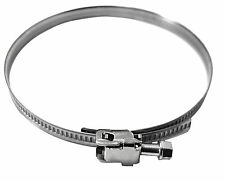 Schlauchschelle Bandschelle 60-215mm mit Schneckengewinde Edelstahl SGSS2A215