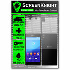 ScreenKnight Sony Xperia Z3+ FULLBODY SCREEN PROTECTOR invisible military shield