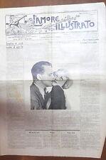 L AMORE ILLUSTRATO 13 maggio 1937 Catino Bruno Sartori Carlo Bianco Succi Inga