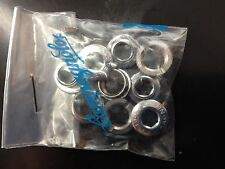 NOS Vintage Campagnolo Record track/pista/BMX chainring bolts.Set of 5