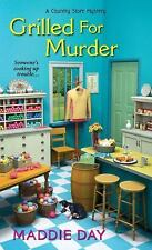 Grilled For Murder (A Country Store Mystery), Day, Maddie, Good Book
