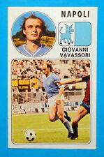 CALCIATORI PANINI 1976-77-Figurina-Sticker n. 206 - VAVASSORI - NAPOLI -Rec