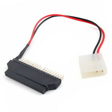 IDE 2.5 to 3.5 Hard Disk Converter Adapter Power Cable - UK seller