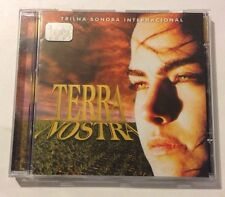 Terra Nostra - Banda Sonora Soundtrack CD 2002 14trk Music Cd