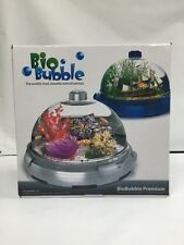 New BioBubble Aquarium Kit Green Bio Bubble tank, airpum & filter 819189010546