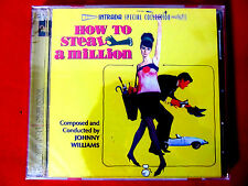 How to Steal a Million New 2 CD Orig. Film Soundtrack John Williams Intrada OOP