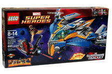 Lego Marvel SUPER HEROES #76021 The Milano Spaceship Rescue Guardians of the Gal