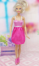 GORGEOUS Handmade The original clothes dress for barbies doll c445