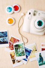 Fujifilm Instax Colour Lenses - Lenti Colorate x Mini 7s 8 e Polaroid 300