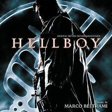 FREE US SHIP. on ANY 2 CDs! NEW CD Marco Beltrami: Hellboy [Original Motion Pict