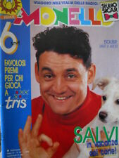 Il Monello n°34 1989 - Uma Thurman Nancy Brilli Francesco Salvi  - [g.128]