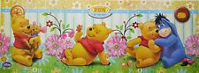 """DISNEY """"WINNIE THE POOH FUN IN THE SUN"""" POSTER / BANNER FROM ASIA-Piglet, Eeyore"""