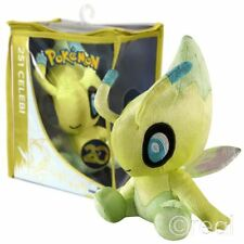 "New Pokemon 8"" 20th Anniversary Limited Edition Celebi Plush 251 Official"