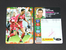 MORGAN AMALFITANO CS SEDAN ARDENNES CSSA PANINI FOOTBALL CARD 2006-2007