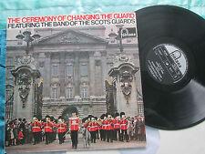 Regimental Band Of The Scots Guards STL5345 Gatefold Sleve UK Vinyl LP Album