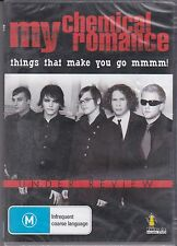 MY CHEMICAL ROMANCE - THINGS THAT MAKE YOU GO MMMM! - UNDER REVIEW - DVD -  NEW
