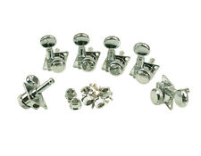 Kluson Revolution Locking Tuners F Style Chrome KFTL-3805CL