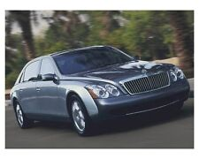2004 Maybach 62 Luxury Automobile Photo Poster zch8708