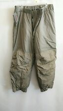 US MILITARY GEN III EXTREME COLD WEATHER TROUSERS PANTS PRIMALOFT. M Regular