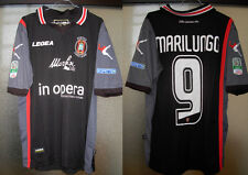 maglia shirt lanciano nr 9 marilungo new M vers. match worn legea toppe lextra n