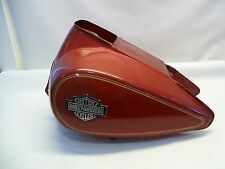 HARLEY DAVIDSON 61922-85 FUEL GAS TANK ASSEMBLY CANDY RED