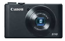 Canon High-end S110 Power Shot Camera - new in box - 12MP, WiFi, More!