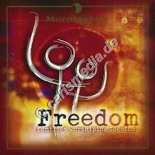 CD: MorningStar - FREEDOM - Families Worshipping Together - Morning Star *NEU*