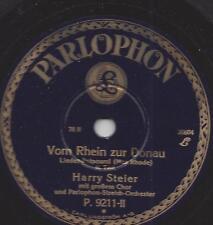 Tenor Harry Steier 1930 : Vom Rhein zur Donau, Potpourri nach Max Rhode